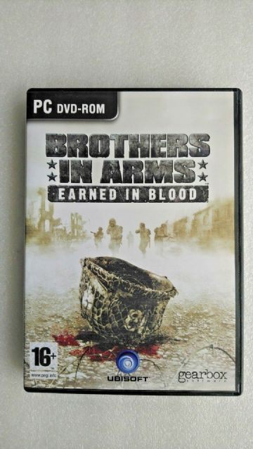 Brothers in Arms: Earned in Blood (PC: Windows, 2005)